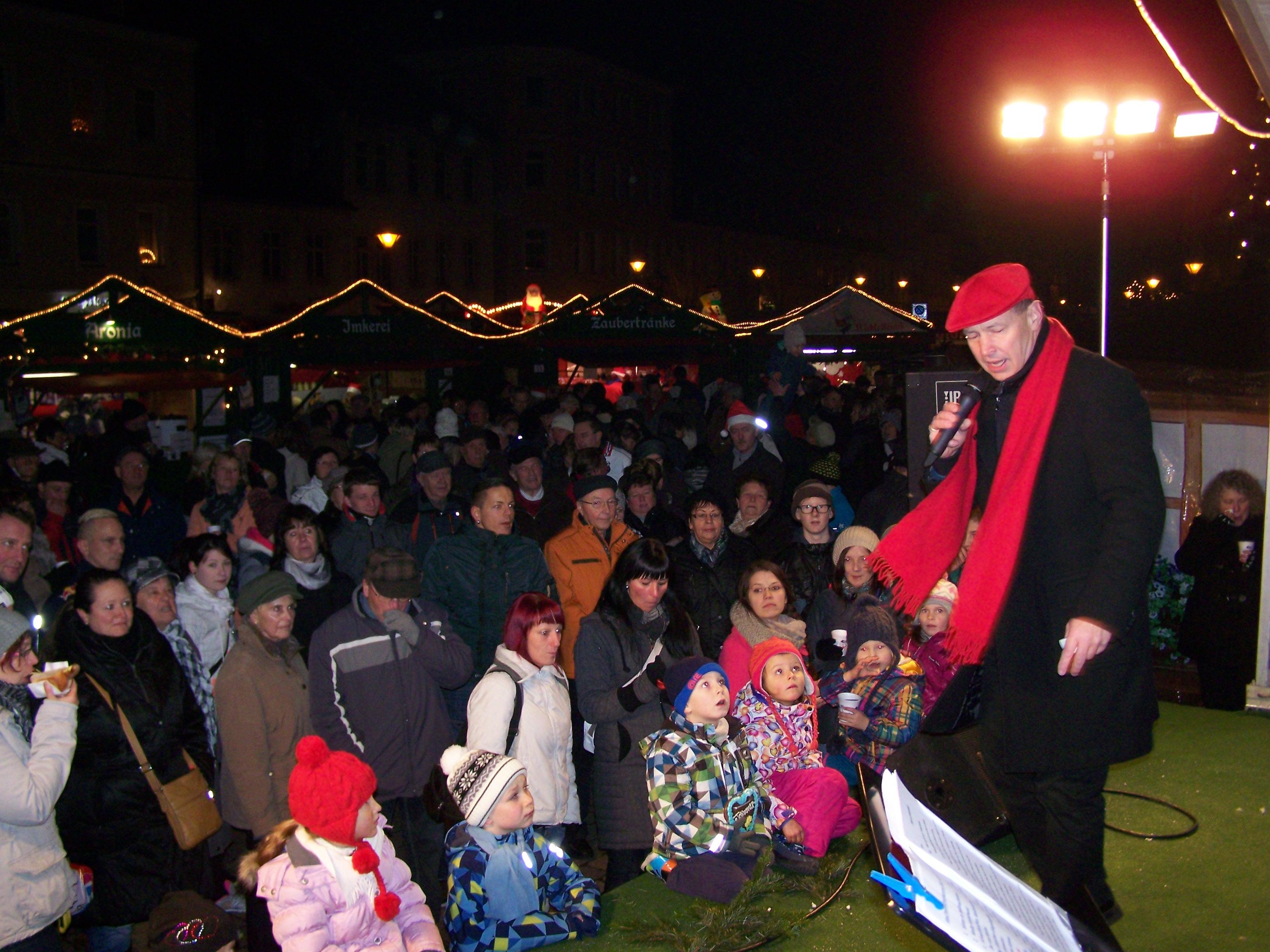 Weihnachtsmarkt Frankenberg.Weihnachtsmarkt Frankenberg Am 7 12 2015 Zwini